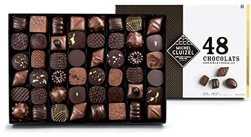 Photo of Milk & Dark Luxury Chocolate Gift Box – Medium 305g