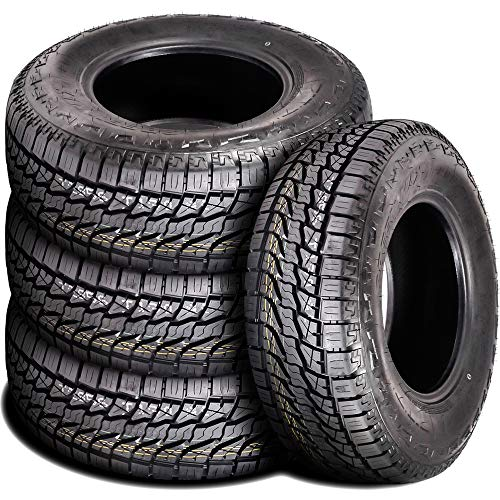 Set of 4 (FOUR) Leao Lion Sport A/T All-Terrain Tires - 275/65R18 116T