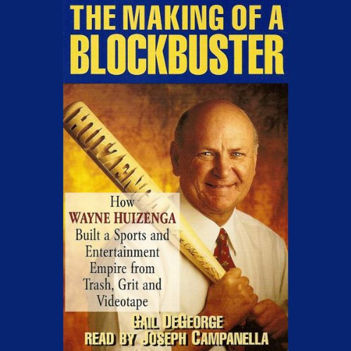 The Making of a Blockbuster audiobook cover art