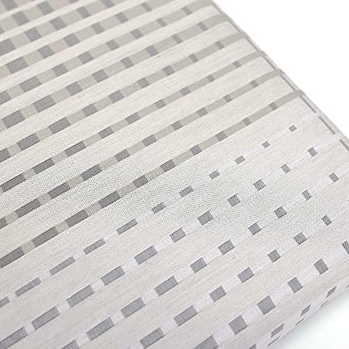Funda de edredón algodón, 280 x 240 cm, efecto satén de algodón CONCORDE