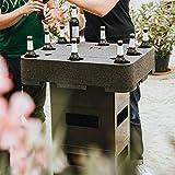 Foamup Bier Lounge Biertisch, Aufsatz für Bierkisten, BL-01