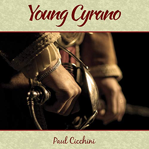 Young Cyrano audiobook cover art