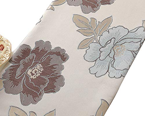 Buy and buy at Brandon Chinese Simple Table Flag Modern Garden Tablecloth Coffee Table Cloth Table Mat Bed Flag Bed TowelPeony32*210