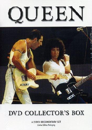 Queen: DVD Collector's Box