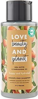 Love Beauty & Planet Shampoo Hydratation Bio Marrone Shea e Sandal - 400ml