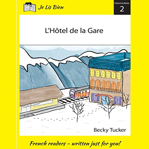 L'Hôtel de la Gare audiobook cover art