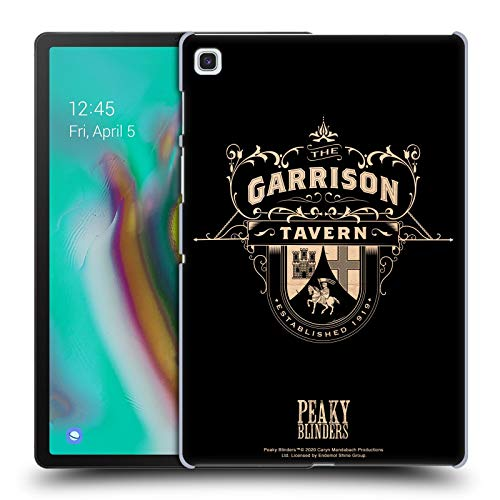 Head Case Designs Officially Licensed by Peaky Blinders Garrison Tavern Location Badges Hard Back Case Compatible with Samsung Galaxy Tab S5e