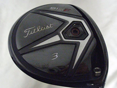 Titleist 915 F Fairway 16.5 Degree 3 HL Wood Diamana M+ Red 60 Right Regular Flex
