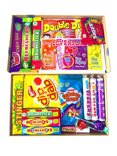 Tabby's Treats All Vegan Retro Sweets Selection Box