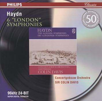 "Haydn: 6 ""London"" Symphonies"