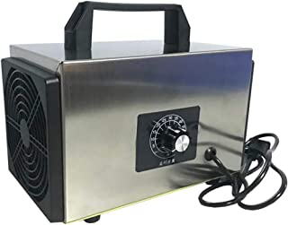 Cacoffay Ozono Aire Purificador Ozono Generador Aire Limpiador Ozonizador Ozon Ozonizador O3 Generador para Oficina Casa...
