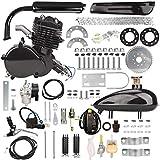 Yaheeda 80CC Bicycle Engine Kit,Motorized Upgrade Bike 2-Stroke Conversion Kit,DIY Petrol Gas Engine...