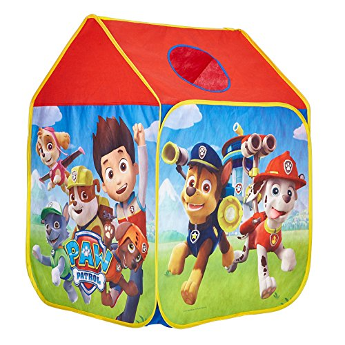 PAW PATROL 156PAW04E Pat Patrouille Spielzelt, Mehrfarbig