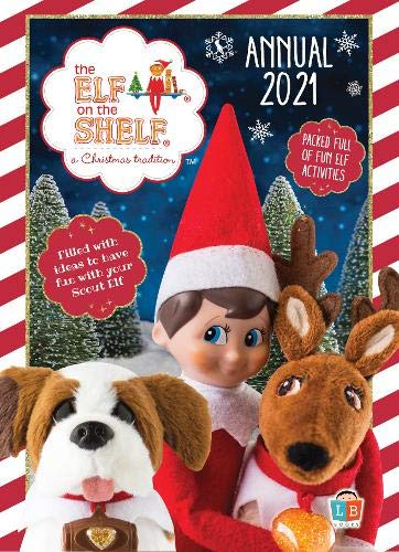 Elf on The Shelf Official Annual 2021