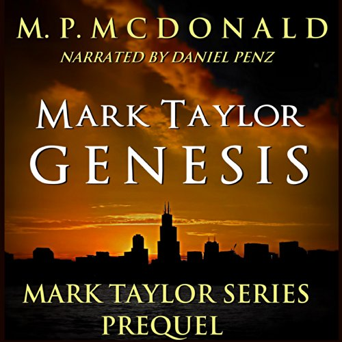 Mark Taylor: Genesis audiobook cover art