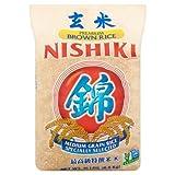 Nishiki Premium Brown Rice, 15 lb