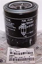 kioti fuel filter