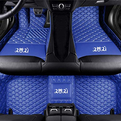 Alfombrillas de Coche,para SUV Van & Truck Sedan Sport Coupé Convertible Wagon,Personalizado pa