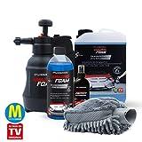 Mediashop Platinum Amazing Foam Set –...