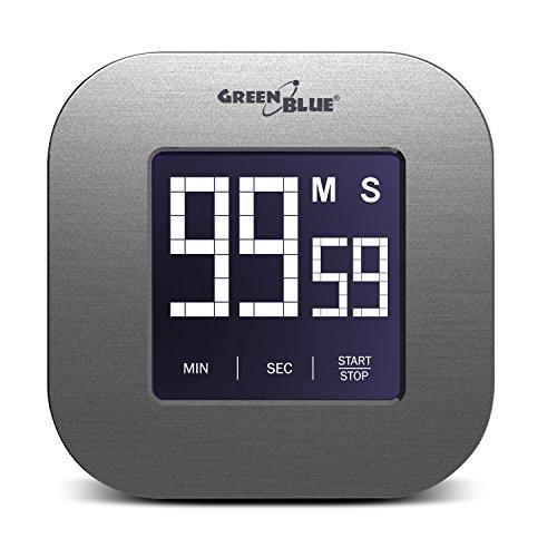 Green Blue GB524 Magnetischer Digital-Timer