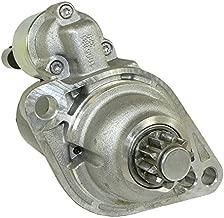 DB Electrical SBO0187 New Starter For 2.5L 2.5 Volkswagen Beetle 06 07 08 09 10 12 13 14 2006 2007 2008 2009 2010 2012 2013, Jetta 05 06 07 08 09 10 11 12 13 14, Rabbit 06 07 08 09 Manual Transmission
