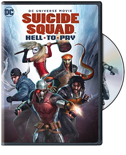 DCU: SUICIDE SQUAD - HELL TO PAY - DCU: SUICIDE SQUAD - HELL TO PAY (1 DVD)