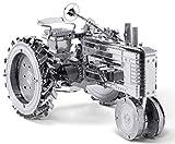 Metal Earth Professor Puzzle Tracteur