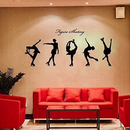 Arte de la pared Pegatinas de pared deportivas Oferta de jugadores de baloncesto de fútbol Calcomanías de pared Decoración de la pared del dormitorio 73X168CM