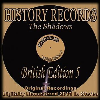 History Records - British Edition 5 (Original Recordings Digitally Remastered 2011 in Stereo)