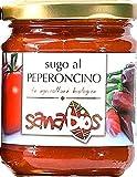 サナビオス オーガニック パスタソース ペペロンチーノ 190g
