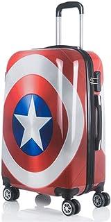 Maleta de viaje resistente Maleta con ruedas Maleta popular de estilo estadounidense y estadounidense La maleta