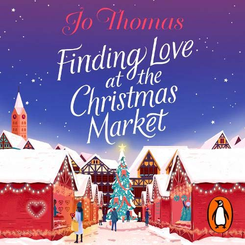 Finding Love at the Christmas Market cover art