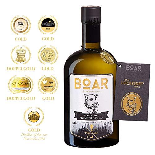 Boar Blackforest Premium Dry Gin - 2