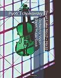 Pyotr Tchaikovsky - Swan Lake No.17 – No.22 - Orchestra: Violin Sheet Music Book