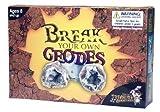 Break Your Own Geodes Kit 12 Whole Geodes