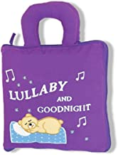 Pockets of Learning Lullaby and Goodnight Bedtime Quiet Book, Activity Busy Book for Toddlers and Children, Brahms' Lullaby