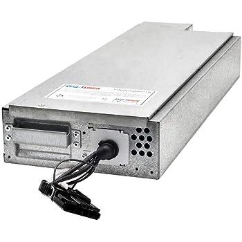 UPSBatteryCenter APC RBC55 Compatible Battery Replacement Cartridge