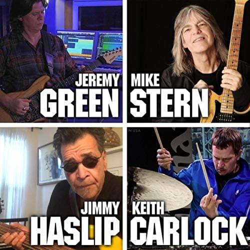 Jeremy Green feat. Mike Stern, Keith Carlock & Jimmy Haslip