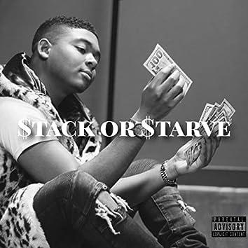 Stack or Starve 2018 Unreleased.