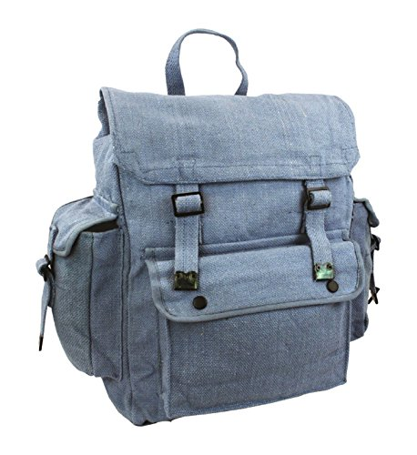 Highlander Unisex's Tasche Provianttasche/Rucksack Bag, Blue, 32,5 x 35 x 14.5 cm, 17