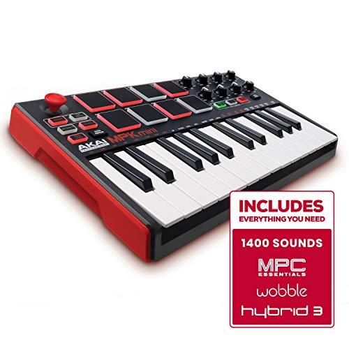 Le contrôleur MIDI AKAI Professional MK2