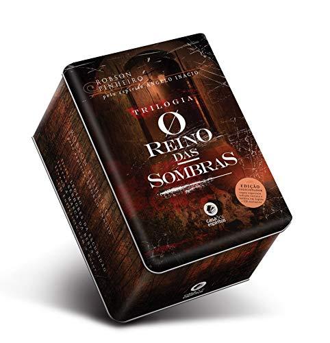 Box Trilogia o Reino das Sombras - Lata: Edição Definitiva