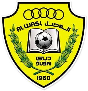 Al Wasl SC - United Arab Emirates Football Soccer Futbol - Car Sticker - 4
