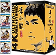 Bruce Lee 4K Uhd Remastered Collection [Edizione: Hong Kong] [Italia] [Blu-ray]