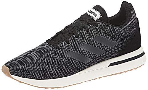 adidas Herren Run 70S Fitnessschuhe, Mehrfarbig (Negbás/Gricin/Carbon 000), 40 2/3 EU