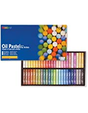 Mungyo Oil Pastels in Assorted Colours - 11x 70mm (Pack of 48)