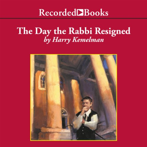 The Day the Rabbi Resigned cover art