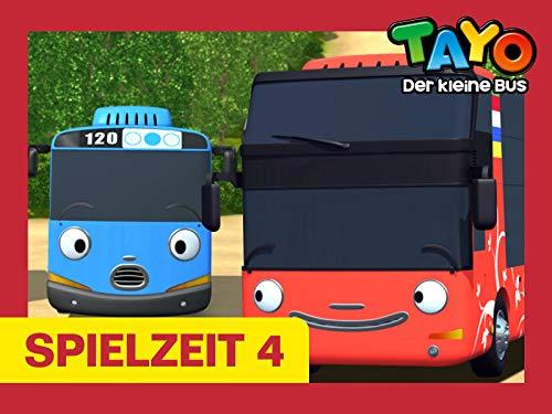Tayo Spielzeit 4 - Citus geheimer Spielplatz