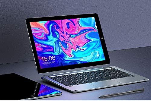 2020 Ultima versione CHUWI Hi10 X Schermo FHD da 10,1 pollici Intel N4100 Quad Core 6 GB di RAM 128 GB di ROM Tablet Windows Dual Band 2.4G   5G Wifi BT5.0 (tastiera inclusa)