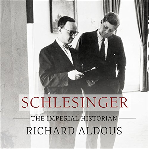 Schlesinger audiobook cover art